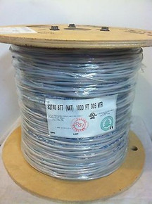 Belden 82740 Cable AWG 18/2 Control Audiophile Instrumentation Wire 1000FT