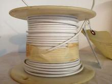 RG 180 B/U PTFE Coax Cable RG180 B/U Wire 185 Feet