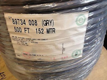 Belden 89734 008500 12 Pairs AWG 24 Multi-Pair Snake Plenum Cable Wire, 500 Feet