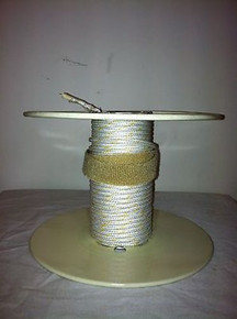 Thermocouple Wire Type K 24 Nextel Ceramic 1600F Omega XT-K-24-SLE, 23 Feet