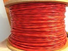 18/2 High Temp Cable Teflon® Nickel Plated 300V 250C GE # 323A8923P1 50 FEET