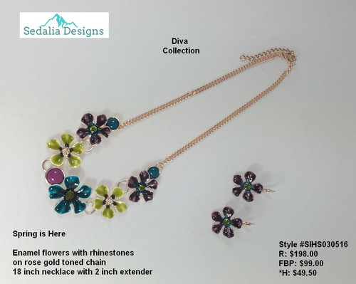 'Spring is Here' - Diva Collection