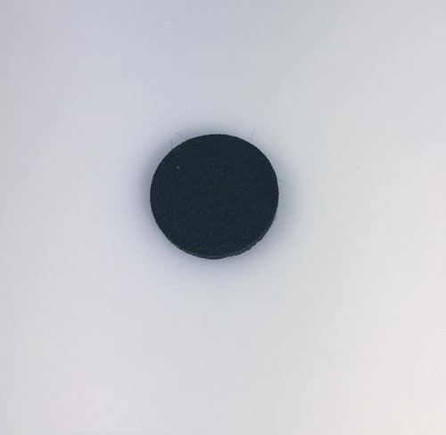 Resell for 3.00 or more 22 mm felt oil diffuser pad Black Style #BDP051018