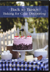 BACK TO BASICS BAKING/ DVD
