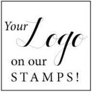 Your Logo or Design on a Custom Fondant Stamp