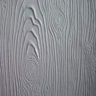 "Wood Grain Texture Mat--Silicone--8"" X 6""--Used In Craftsy Class"