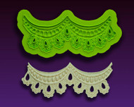 Mandy Design--Marvelous Molds Silicone Mold