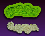 Rose Mary Design--Marvelous Molds Silicone Mold