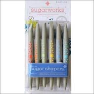 Soft-Tip Sugar Shapers Modeling Tool Set--Pkg/6