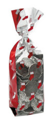1/2# FOIL ACCENT BAG STOCKING--BOX/200