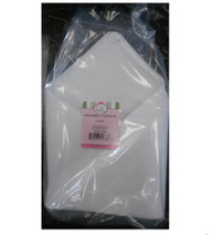 "15"" PARCHMENT TRIANGLES-DECORATING BAGS--PKG/125"