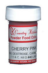 CK POWDERED COLOR-CHERRY PINK-9 grams