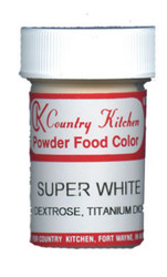 CK POWDERED COLOR-WHITE-9 grams
