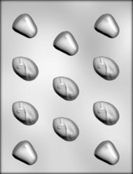 "1-1/2"" CANDY PIECES CHOCOLATE CANDY MOLD"