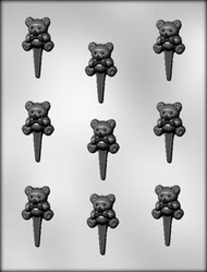 CHOCOPICK-BEAR CHOCOLATE CANDY MOLD