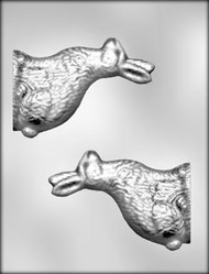 "5"" RABBIT -3D CHOCOLATE CANDY MOLD"