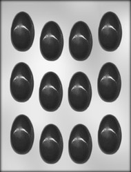 """2"""" EGG CHOCOLATE CANDY MOLD"""