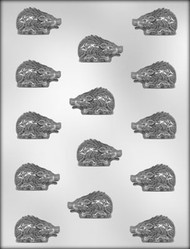 "1-3/4"" RAZORBACK CHOCOLATE CANDY MOLD"