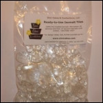 Clear Isomalt Tiles by SimiCakes--6 oz. Pkg.