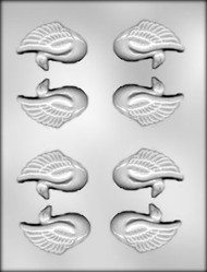 "2-1/2"" SWAN CHOCOLATE CANDY MOLD"