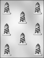 "1-3/4"" LIGHTHOUSE CHOCOLATE CANDY MOLD"