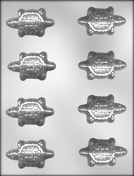 "2-1/2"" TURTLE CHOCOLATE CANDY MOLD"