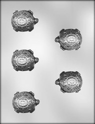 """2-1/4"""" TURTLE CHOCOLATE CANDY MOLD"""