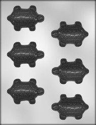 "3"" TURTLE CHOCOLATE CANDY MOLD"