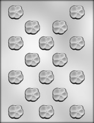 """1-1/8"""" PANSY CHOCOLATE CANDY MOLD"""
