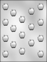 """1"""" APPLE CHOCOLATE CANDY MOLD"""