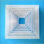 CUTTER SET-SQUARE--9 Piece Set