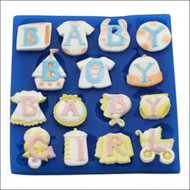 Baby Boy & Girl Letters