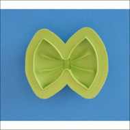 Gathered Bow--Marvelous Molds Silicone Mold