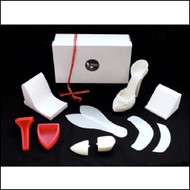 For International Addresses--Fondant Stiletto High Heel Shoe Kit--Platform High Heel