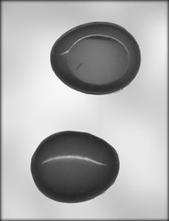 "4"" PANORAMIC EGG-3D CHOCOLATE CANDY MOLD"