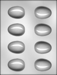 """2-1/2"""" EGG CHOCOLATE CANDY MOLD"""