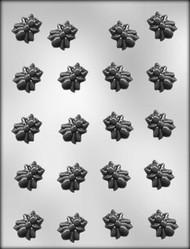 "1-1/8"" SPIDER CHOCOLATE CANDY MOLD"
