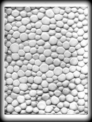 SM COBBLESTONE FOR G'BREAD OR HARD CANDY MOLD