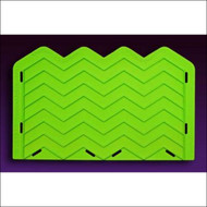 Medium Chevron Onlay by Marvelous Molds