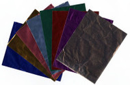 "FOIL WRAPPER 4"" x 4""-ASSORTED--PKG/1000"