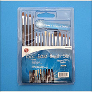 BRUSH SET--PKG/15