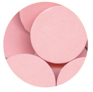 CLASEN ALPINE 25 LB. WAFERS-PINK