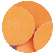 CLASEN ALPINE 25 LB. WAFERS-ORANGE