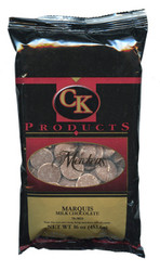MARQUIS MILK CHOC  1 LB. BAG