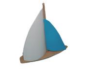 JEM 3D SAIL BOAT CUTTERS SET/3