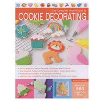 COMPLETE PHOTO GUIDE TO COOKIE DECORATING-CARPENTER.