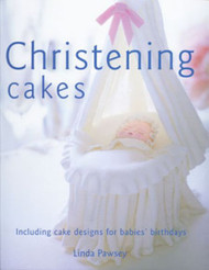CHRISTENING CAKES-PAWSEY