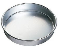 "Wilton Performance 6"" Round Metal Cake Pan--2"" Deep"