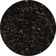 1/4 OZ EDIBLE GLITTER-BLACK