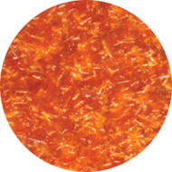 16# ORANGE EDIBLE GLITTER-BULK
